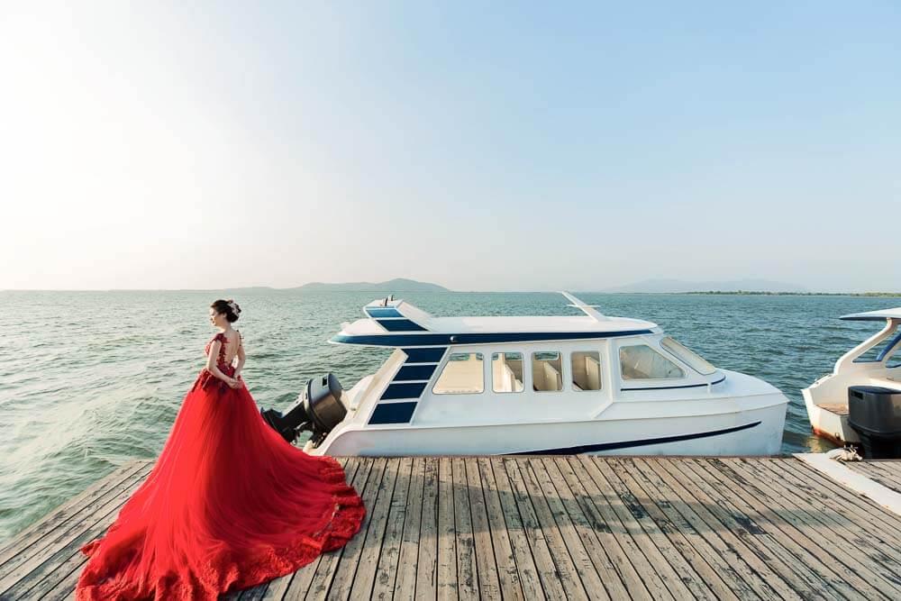 bến thuyền marina vũng tàu