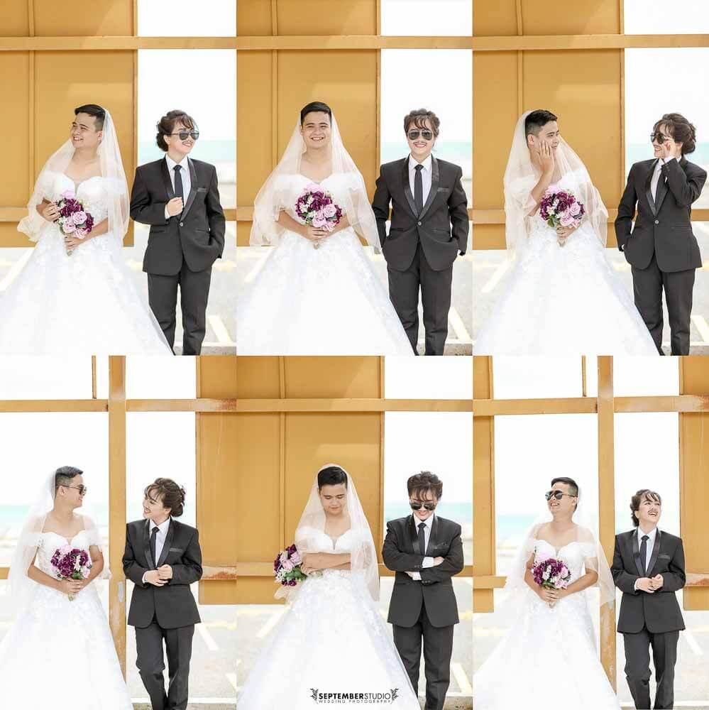 các kiểu ảnh cưới đẹp