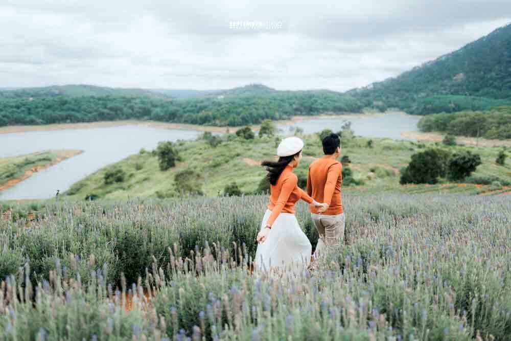 Chụp ảnh cưới đà lạt giá rẻ