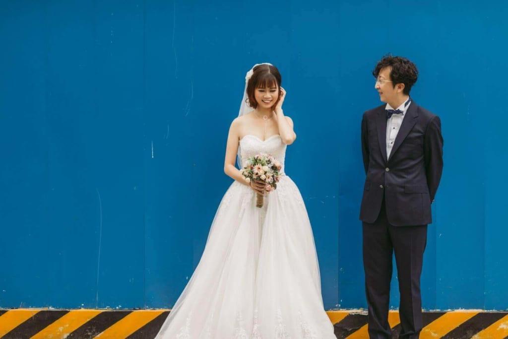 Chụp hình cưới rẻ đẹp tphcm