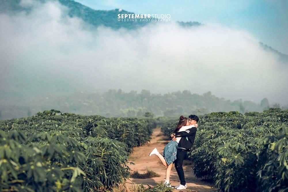 địa điểm chụp hình cưới ở hồ cốc