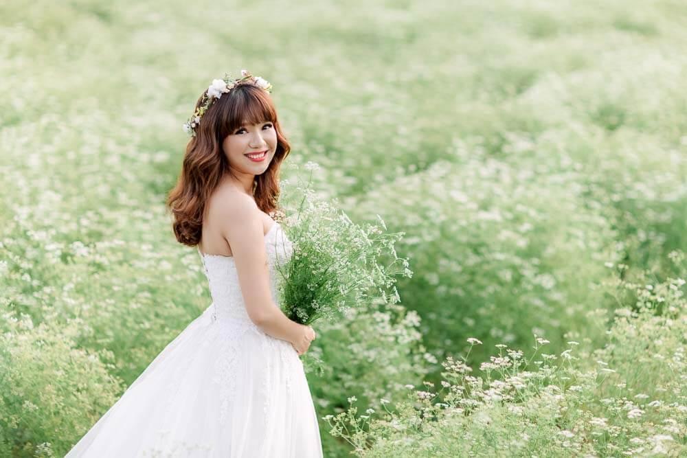 gói chụp ảnh cô dâu đơn