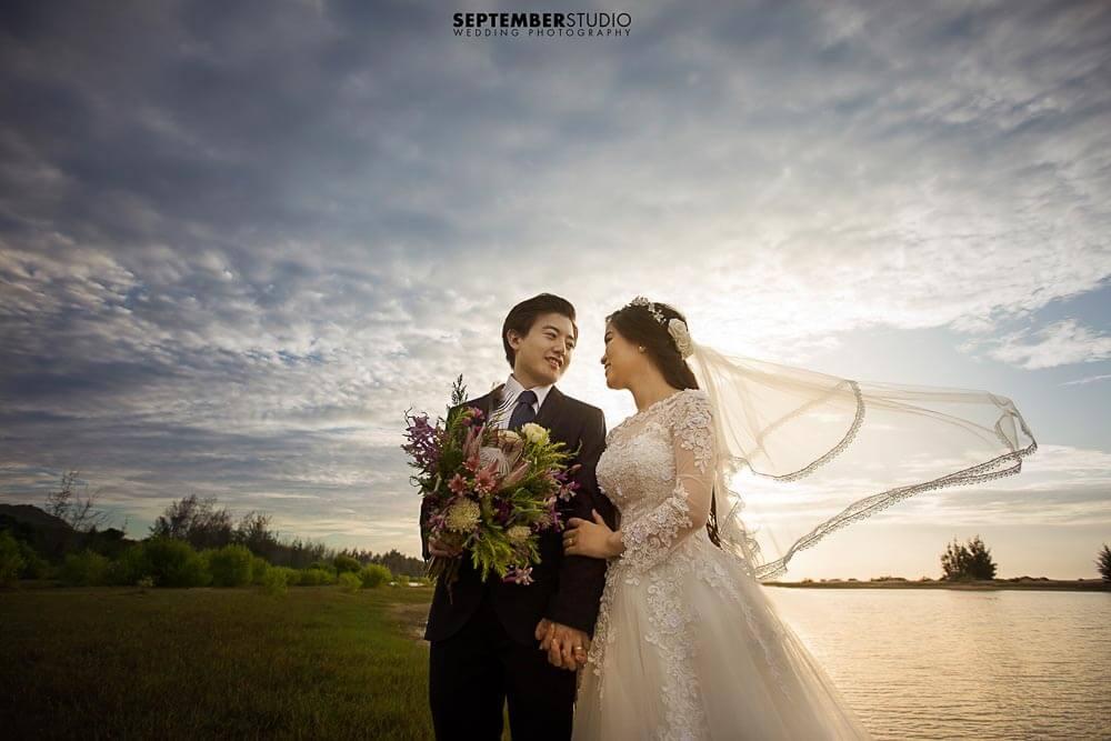 hình cưới ngoại cảnh đẹp