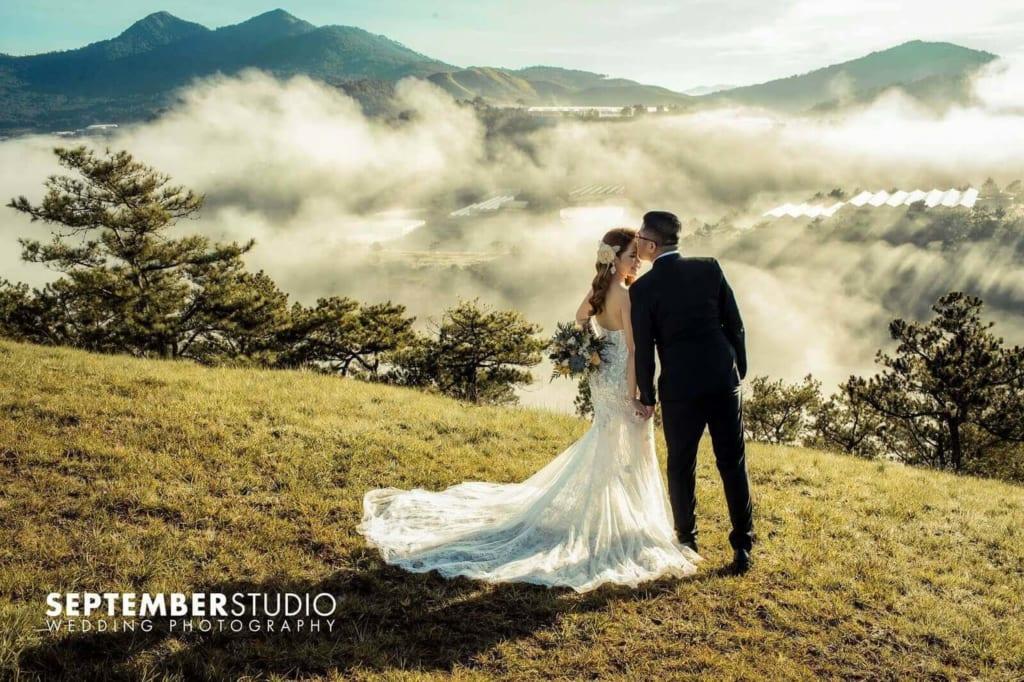 Những lưu ý về chi phí chụp ảnh cưới đà lạt