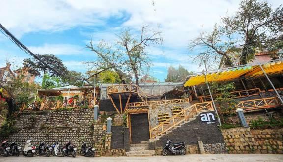 An Coffee - Địa điểm chụp hình cưới Đà Lạt