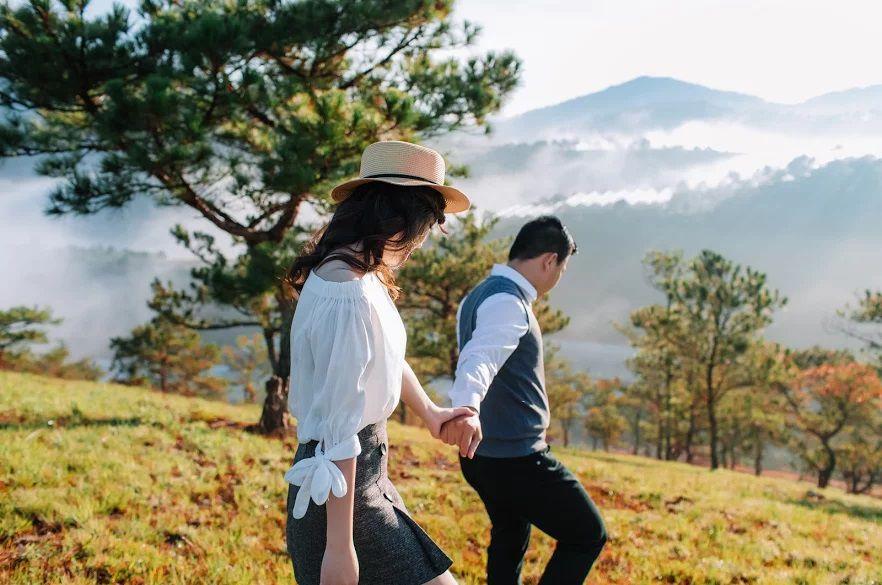 Chọn studio chụp ảnh cưới không nhất thiết phải ở Đà Lạt.