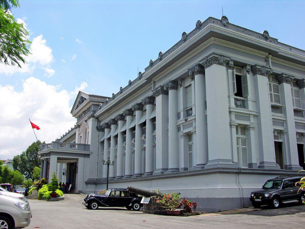 Bảo tàng thành phố đã chứng kiến bao thăng trầm của Sài Gòn.