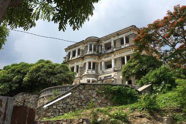Biệt Thự Hoang Vũng Tàu