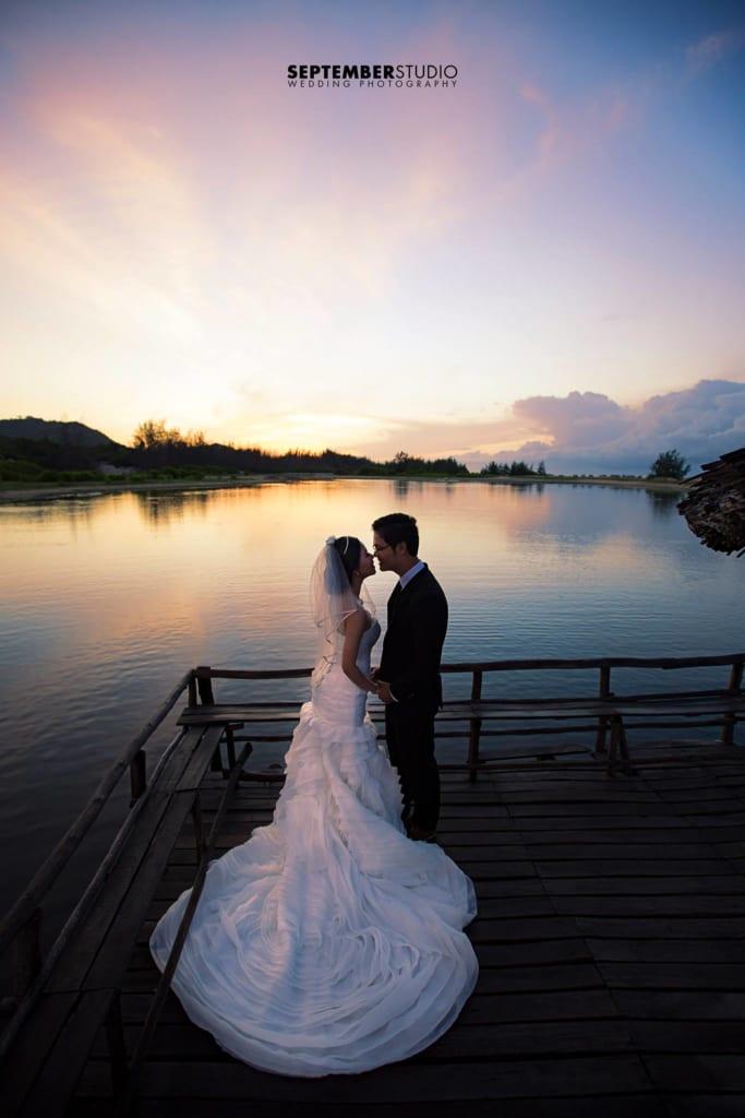 Giá chụp hình cưới tại Hồ Cốc không quan trọng bằng chất lượng.