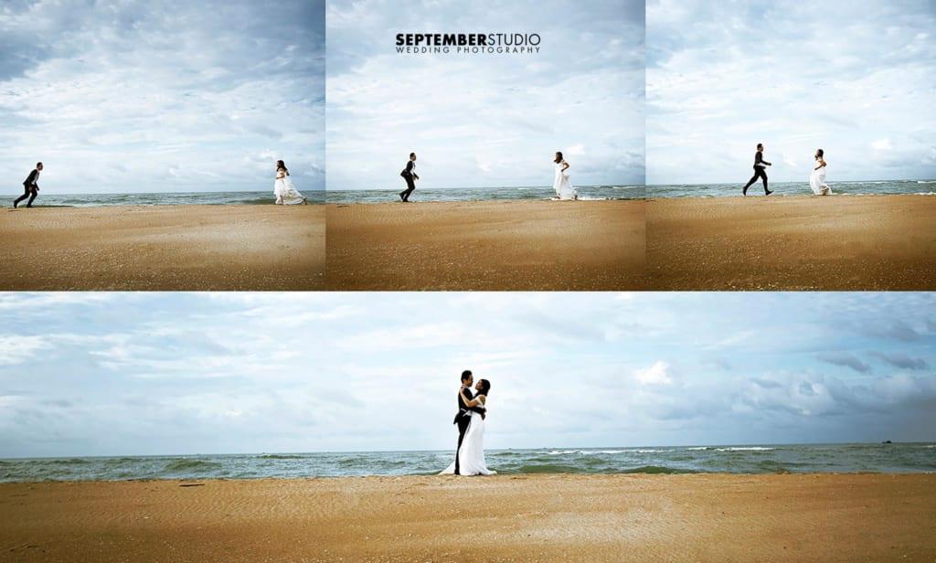 Cặp đôi có thể kết hợp chụp ảnh cưới và du lịch giá rẻ.