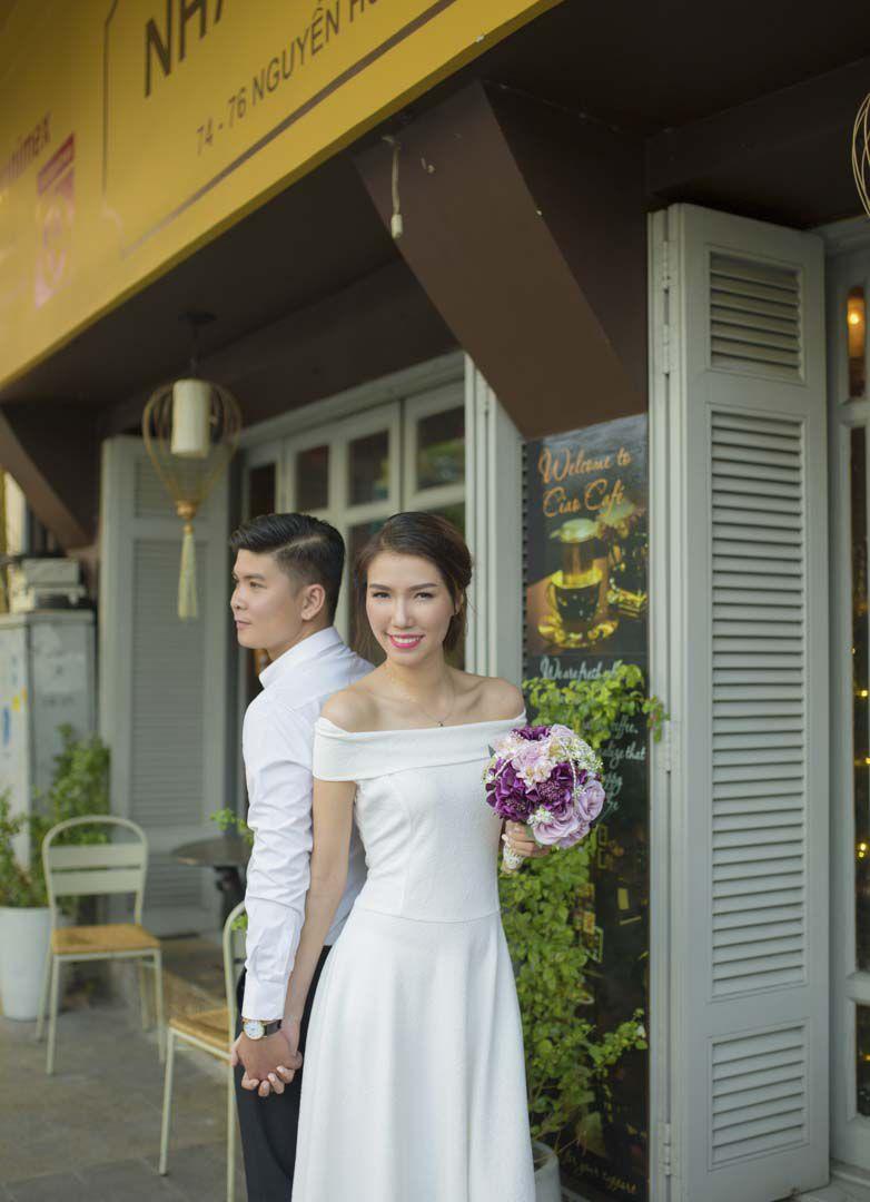 Nên chọn tiệm chụp ảnh cưới thông qua thân nhân.