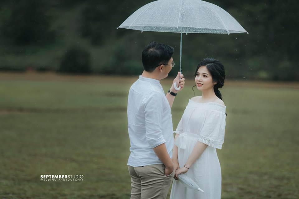 Chụp hình cưới ở Đà Lạt phải theo mùa.