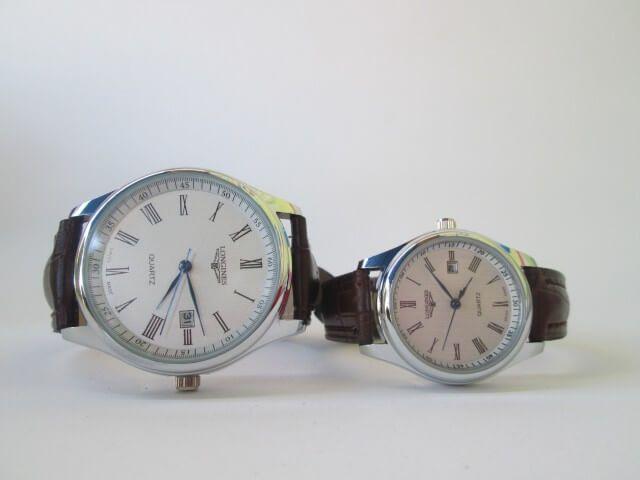Quà cưới độc đáo với những chiếc đồng hồ đeo tay