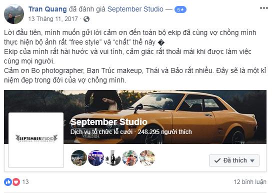 Cùng studio Sept chinh phục những bức ảnh đẹp