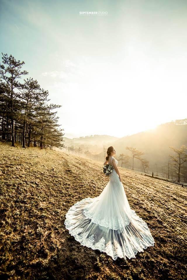 Ảnh cưới Đà Lạt độc