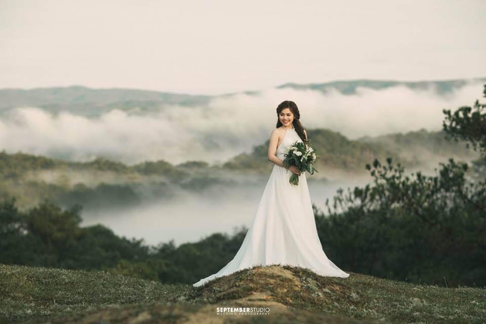 Bộ ảnh cưới Đà Lạt chất