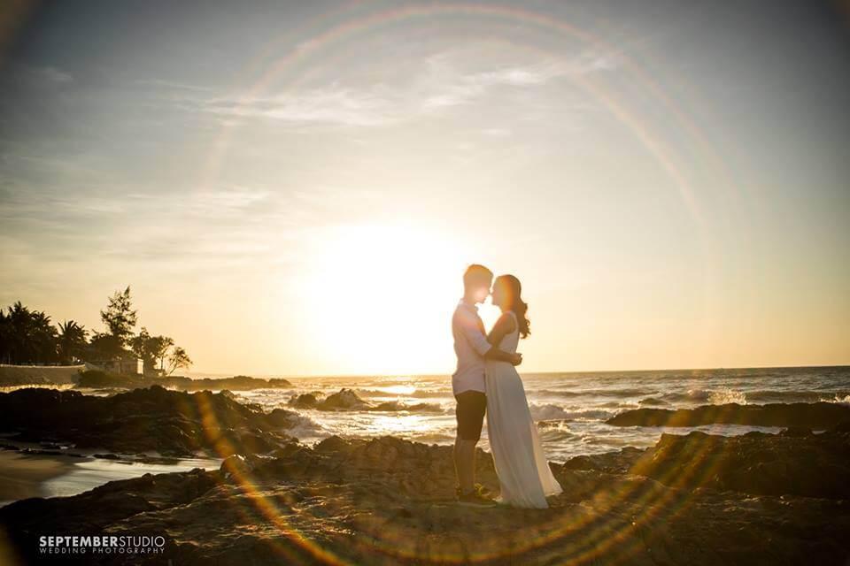 Chụp ảnh cưới ở biển nào thì chất