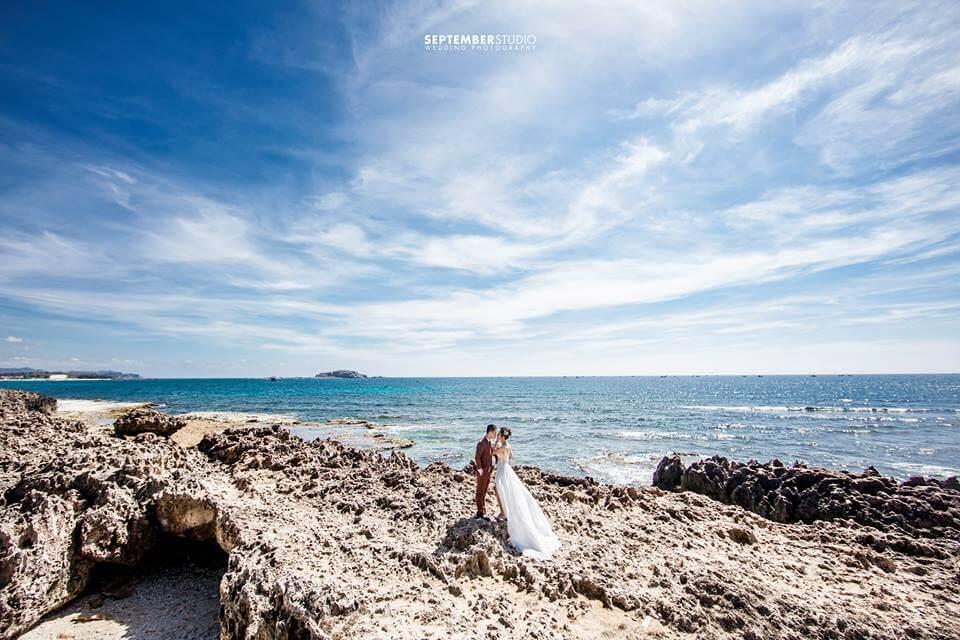 Chụp hình cưới ở biển nào đẹp