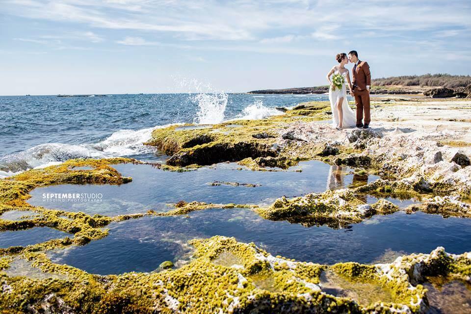 Biển nào chụp ảnh cưới đẹp nhất