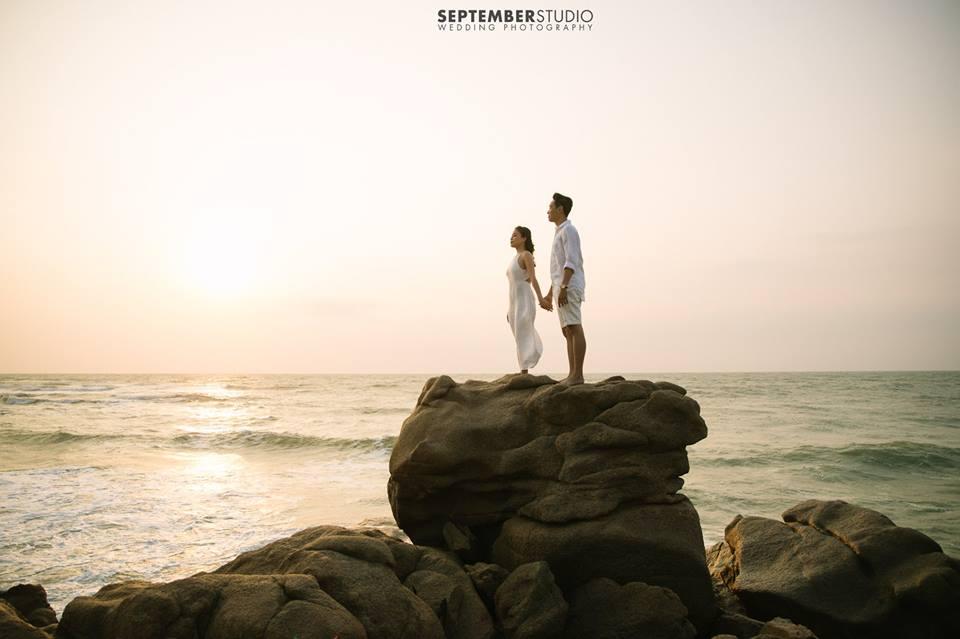 Chụp hình cưới nên chọn biển nào