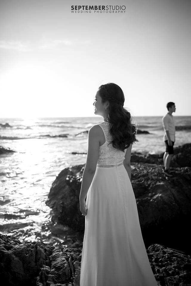 Chụp ảnh cưới nên chụp biển nào