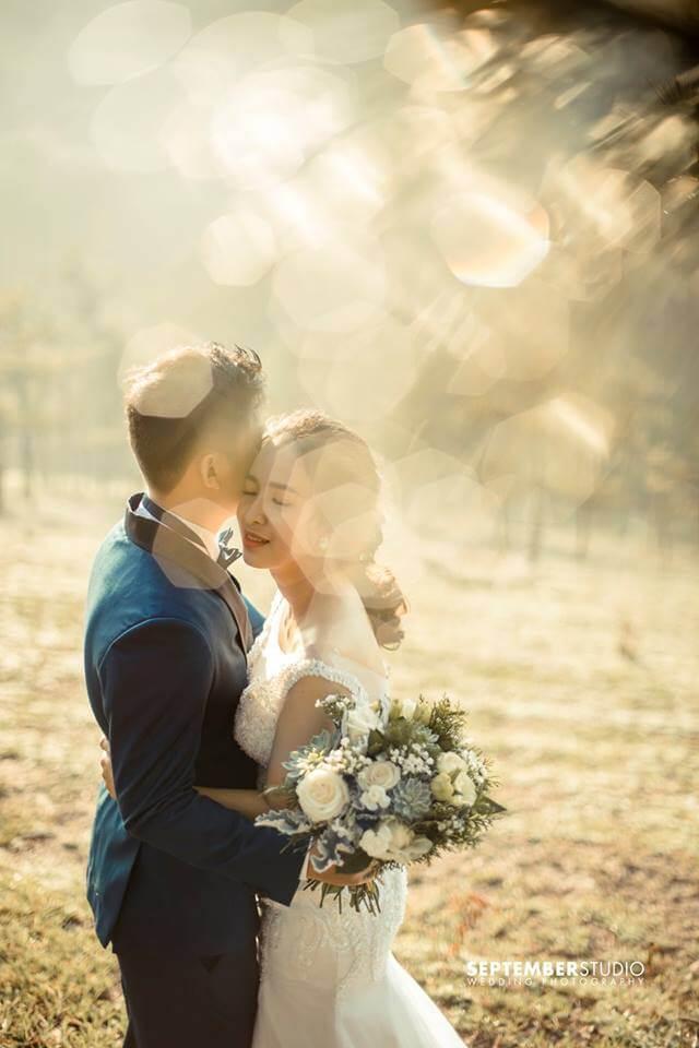 Những bộ ảnh cưới chất