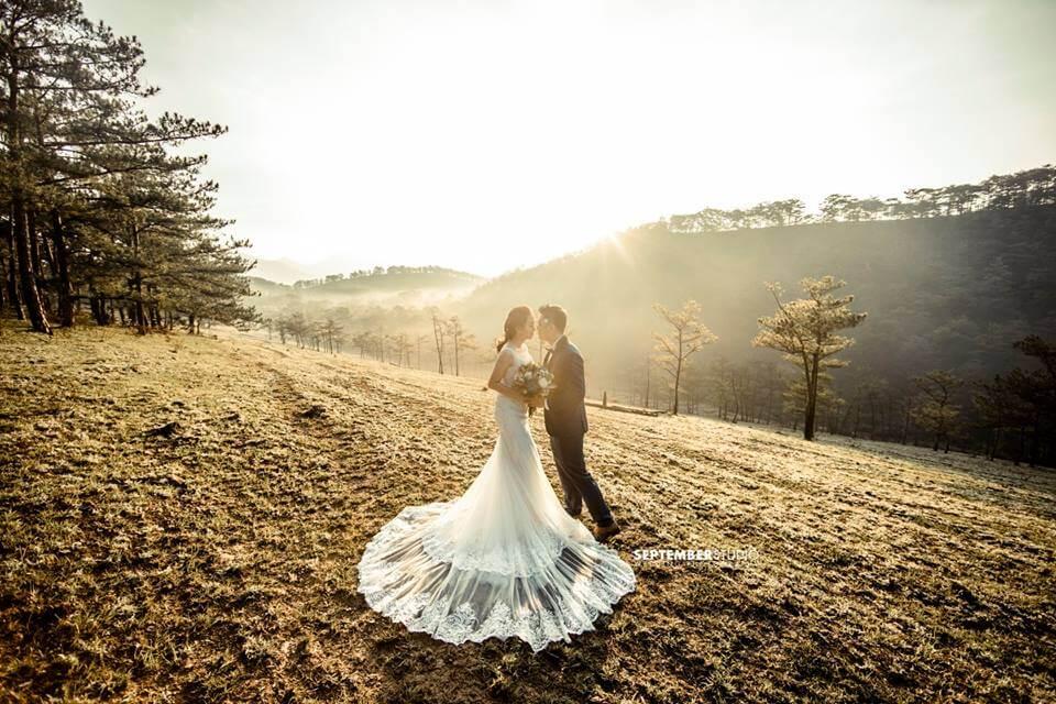 Những bộ ảnh cưới đẹp