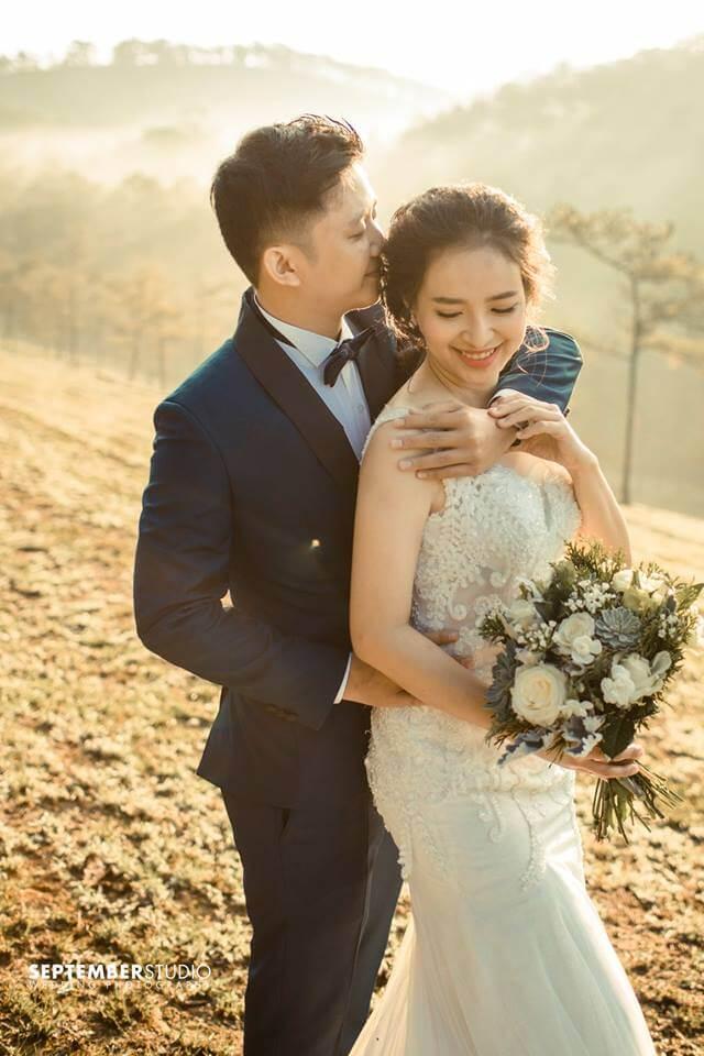 Những bộ ảnh cưới lạ