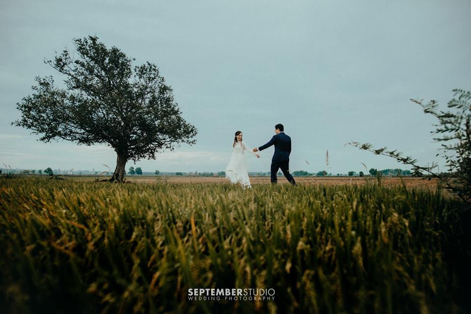 Những tư thế chụp ảnh cưới