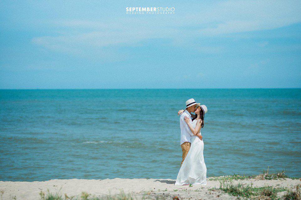 Tạo dáng chụp ảnh cưới đẹp