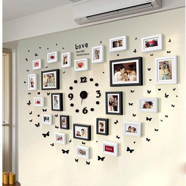 Trang trí phòng cưới bằng giấy decan giá rẻ
