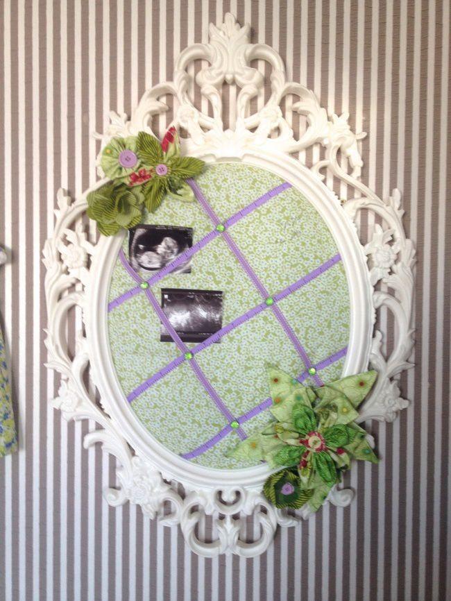 Trang trí phòng cưới bằng khung ảnh đẹp