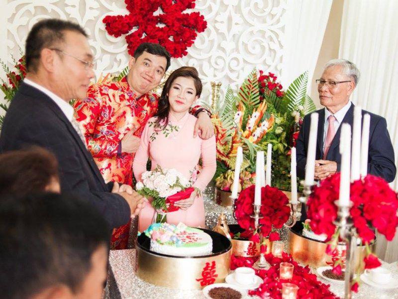 Phát biểu đám cưới