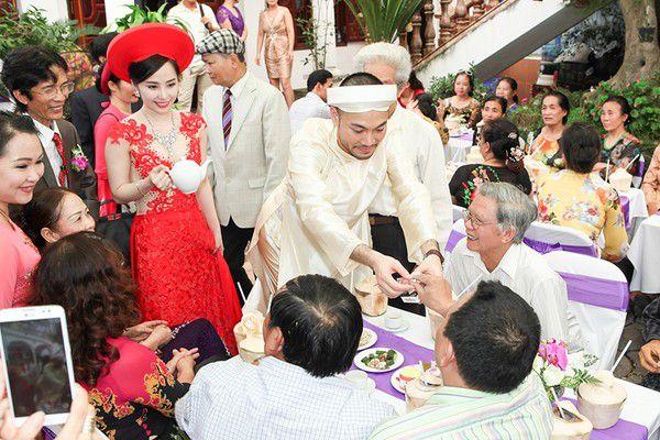 Nghi thức lễ đính hôn Miền Nam