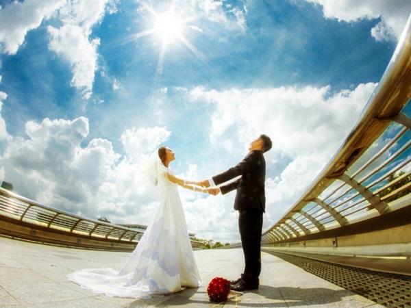 Chụp ảnh cưới bến Ninh Kiều Cần Thơ