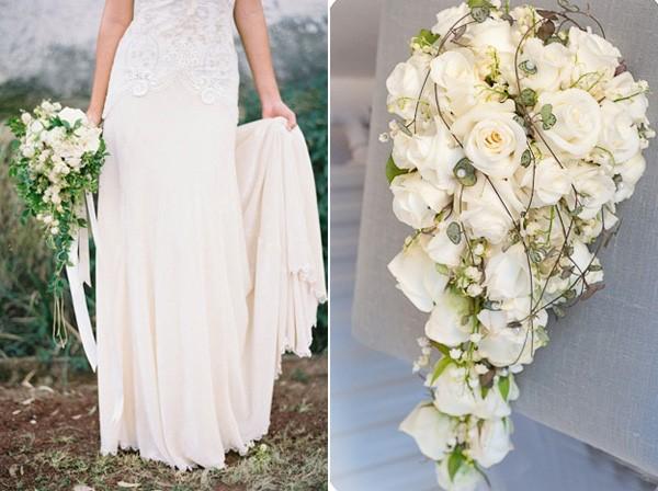 Chọn hoa cưới cho cô dâu