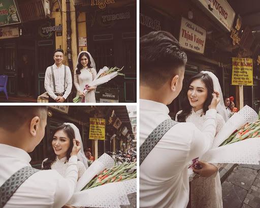 Concept chụp ảnh cưới cổ điển
