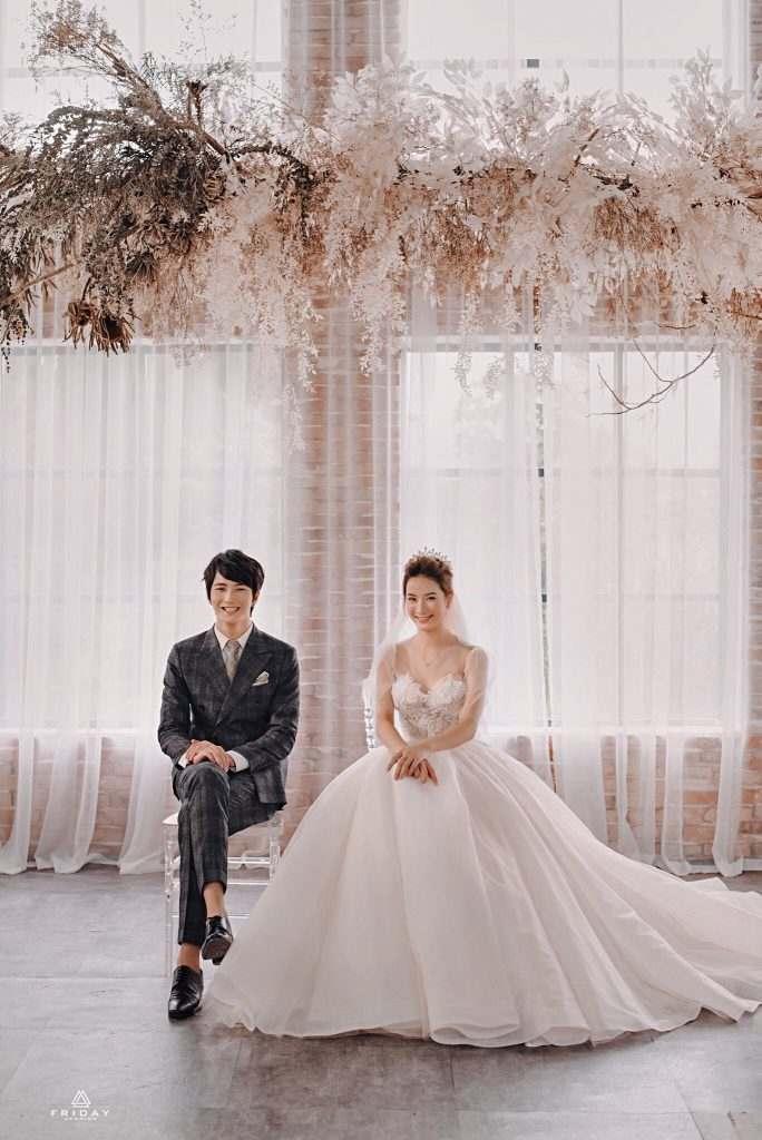 Concept chụp ảnh cưới