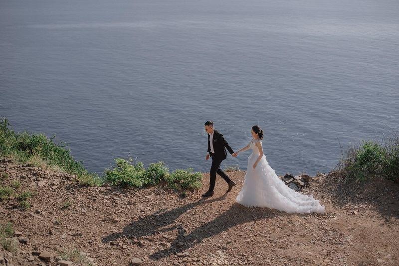 Đặc biệt xu hướng quay pre wedding cũng rất hot hiện nay