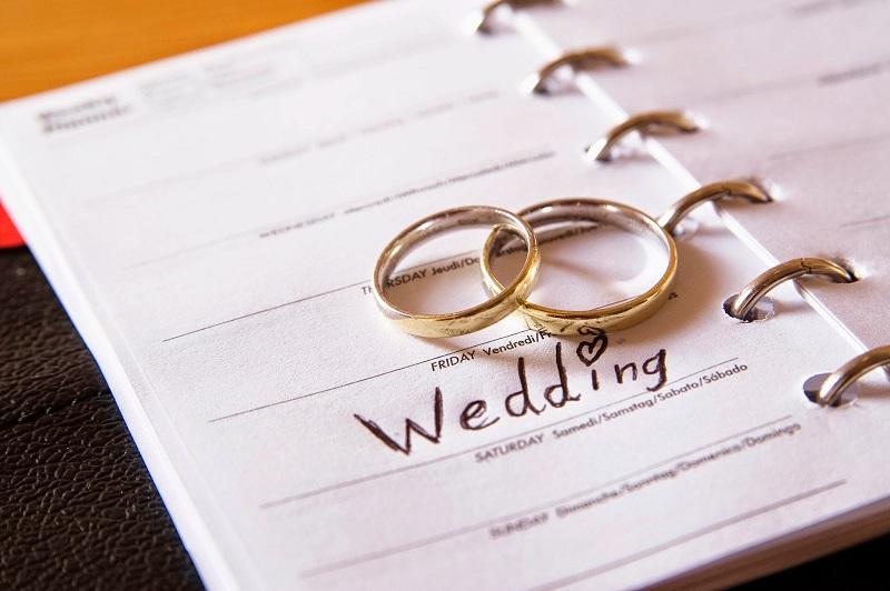Ngày tốt để cưới hỏi trong năm
